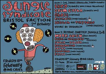 2011-02-18 - 2 Years Jungle Syndicate, The Croft.JPG