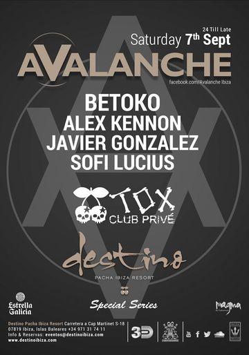 2013-09-07 - Avalanche, Destino.jpg
