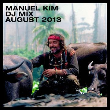 2013-08-22 - Manuel Kim - August DJ Charts Mix.jpg
