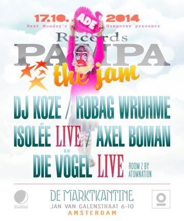 2014-10-17 - Pampa Records ADE Showcase, De Marktkantine, ADE.jpg