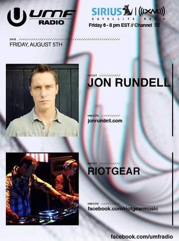 2011-08-05 - Jon Rundell, RioTGeaR - UMF Radio 117.jpg