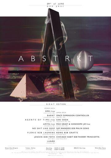 2014-06-29 - 1 Year Abstrkt - Boat Edition, Ocean Diva.jpg