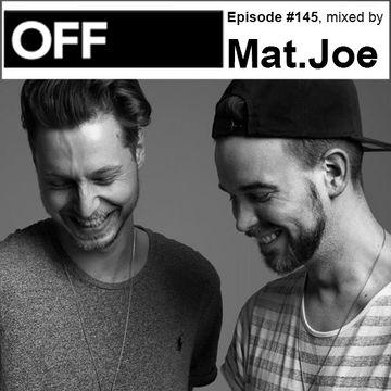 2014-08-27 - Mat.Joe - OFF Recordings Podcast 145.jpg