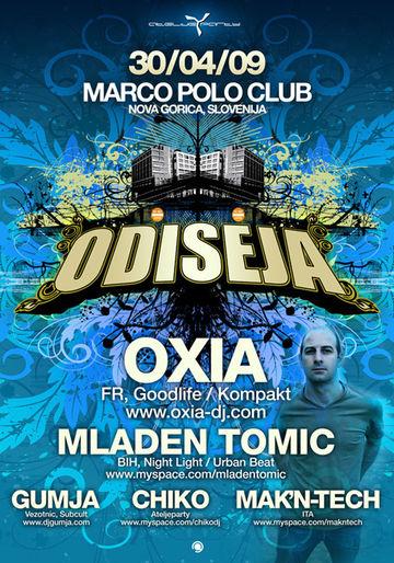 2009-04-30 - Odiseja, Marco Polo Club, Slovenia -1.jpg