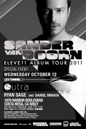 2011-10-12 - Sander van Doorn @ Eleve 11 Album Tour, Sutra Club.jpg