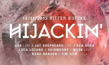 2013-11-15 - Hijackin', Ritter Butzke.jpg