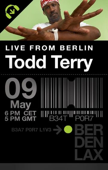 2014-05-09 - Todd Terry @ Beatport.jpg