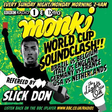 2014-06-23 - Monki - Monki, BBC 1Xtra (World Cup Special!).jpg