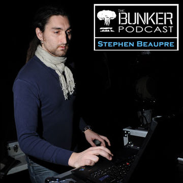 2008-12-24 - Stephen Beaupré - The Bunker Podcast 41.jpg
