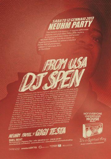 2013-01-12 - DJ Spen @ Neuhm Party, Duel Beat -2.jpg