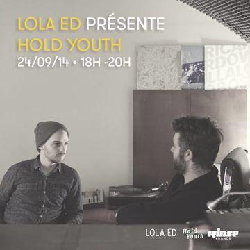 2014-09-24 - Hold Youth - Lola ED, Rinse FM France.jpg