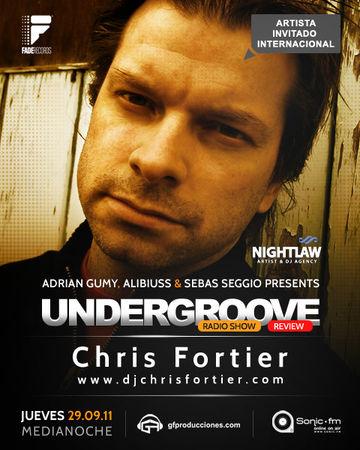 2011-09-29 - Chris Fortier - Undergroove, Sonic FM.jpg