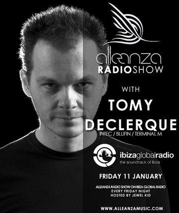 2013-01-11 - Tomy DeClerque - Alleanza Radio Show 56, Ibiza Global Radio.jpg
