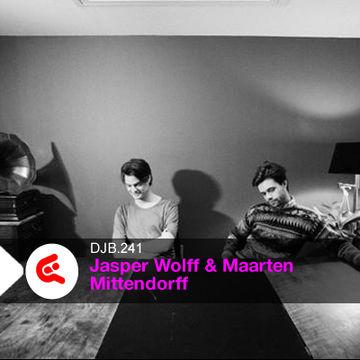 2013-02-12 - Jasper Wolff & Maarten Mittendorff - DJBroadcast Podcast 241.jpg