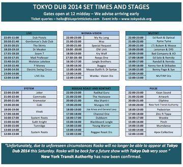 2014-09-27 - Tokyo Dub, Eastville Park, Timetable.jpg