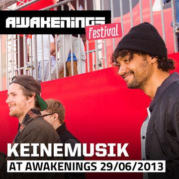 2013-06-29 - Keinemusik @ Awakenings, Spaarnwoude.jpg