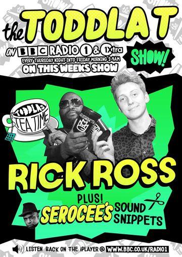 2014-04-18 - Toddla T, Rick Ross - Steel City, BBC Radio 1.jpg