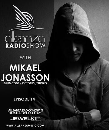 2014-09-05 - Mikael Jonasson - Alleanza Radio Show 141.jpg
