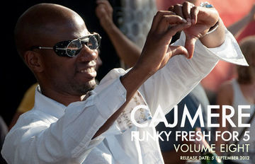 2012-09-05 - Cajmere - Cajmere's Funky Fresh For 5 (Volume Eight).jpg