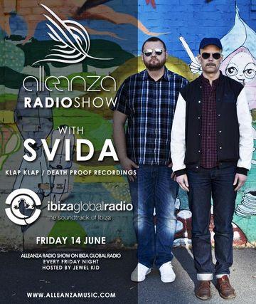 2013-06-14 - Svida - Alleanza Radio Show 78, Ibiza Global Radio.jpg