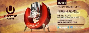 2013-03-29 - Deniz Koyu, Fedde Le Grand - UMF Radio 208 -1.jpg