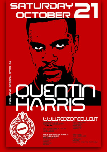 2006-10-21 - Quentin Harris @ Red Zone, Perugia, Italy.png