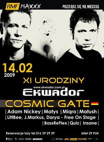 2009-02-14 - Cosmic Gate @ 11th Birthday Ekwador, Ekwador, Manieczki.jpg