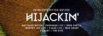 2013-09-20 - Hijackin', Ritter Butzke.jpg