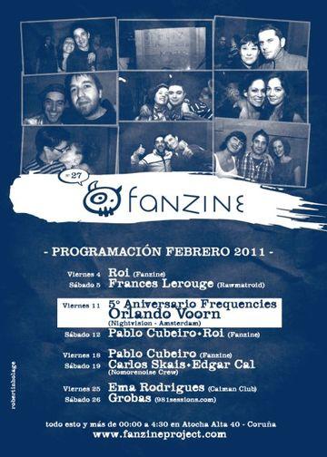 2011-01-22 - 5 Years Frequencies.13, Fanzine Club -1.jpg