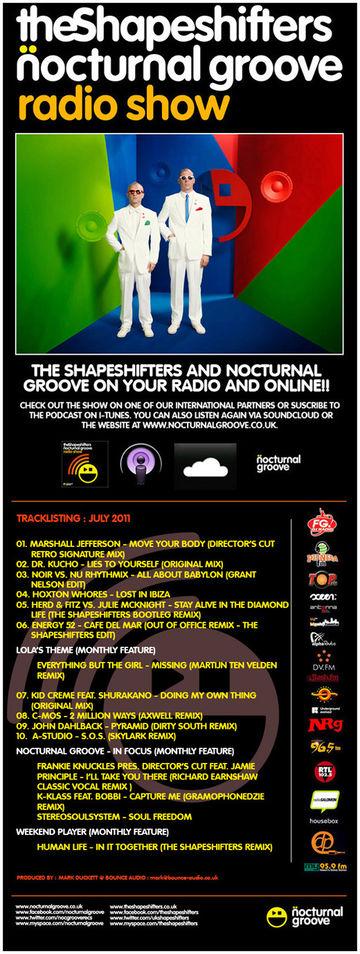 2011-07-06 - The Shapeshifters, DJ Meme - Nocturnal Groove Radio Show 16.jpg