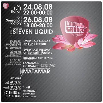 2008-08-24 - Matamar, Steven Liquid - Language Of Trance.jpg