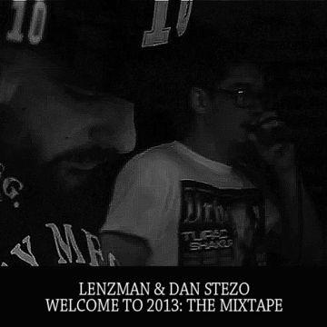 2013-01-14 - Lenzman Feat. Dan Stezo - Welcome To 2013 (Promo Mix).jpg
