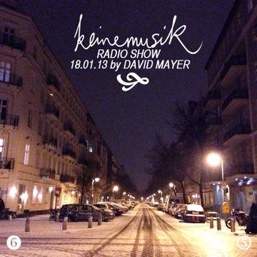 2013-01-18 - David Mayer - Keinemusik Radio Show.jpg