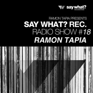 2014-07-18 - Ramon Tapia - Say What Podcast 018.jpg
