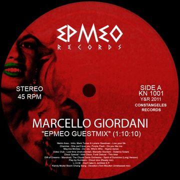 2011 - Marcello Giordani - EPMEO Guestmix.jpg