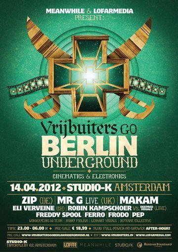 2012-04-14 - Vrijbuiters Go Berlin Underground, Studio K.jpg