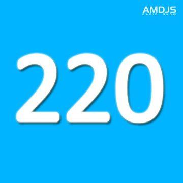 2013-06-17 - Feodor AllRight & Elena Mechta - AMDJS Radio Show 220.jpg