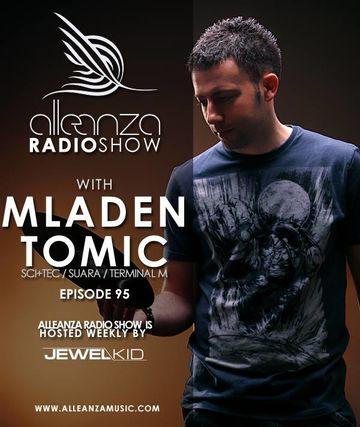 2013-10-17 - Mladen Tomic - Alleanza Radio Show 95.jpg
