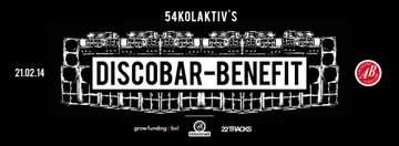 2014-02-21 - Discobar Benefit, Ancienne Belgique -1.jpg