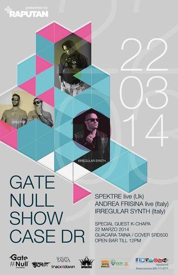 2014-03-22 - Gate Null Showcase DR, Guacara Taina.jpg
