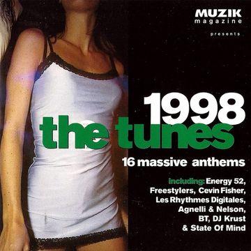 1998 - VA - 1998 The Tunes.jpg