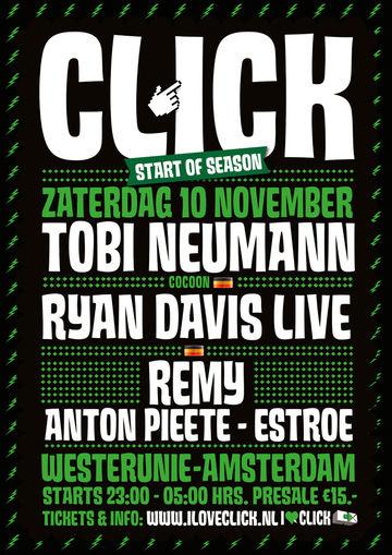 2012-11-10 - Click - Start Of Season, Westerunie.jpg