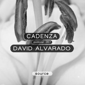 2013-03-27 - David Alvarado - Cadenza Podcast 057 - Source.jpg