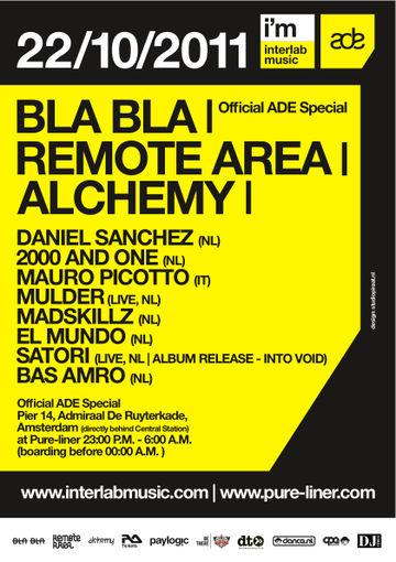 2011-10-22 - Bla Bla & Remote Area & Alchemy, Pure-Liner, ADE.jpg