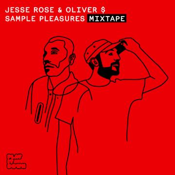 2012-03-12 - Jesse Rose & Oliver $ - Sample Pleasures Mixtape.png