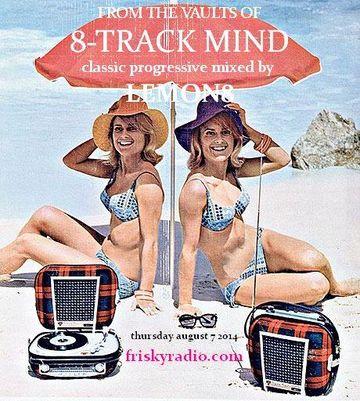 2014-08-07 - Lemon8 - 8-Track Mind, Frisky Radio.jpg