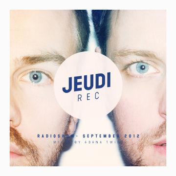 2012-09-12 - Adana Twins - Jeudi Records Radioshow.jpg