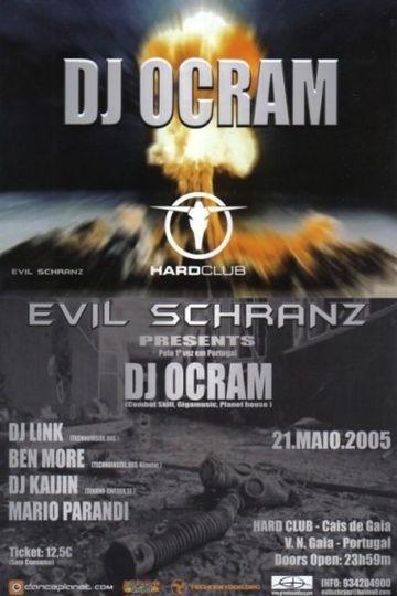2005-05-21 - Evil Schranz, Hard Club.jpg