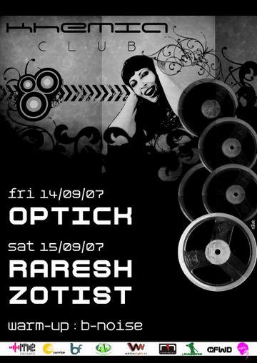 2007-09-15 - B-Noise, Raresh, Zotist @ Khemia Club, Bacau, Romania, a.jpg