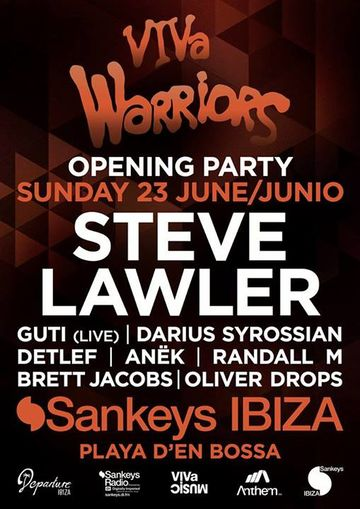 2013-06-23 - VIVa WaRRIORS Opening Party, Sankeys -2.jpg